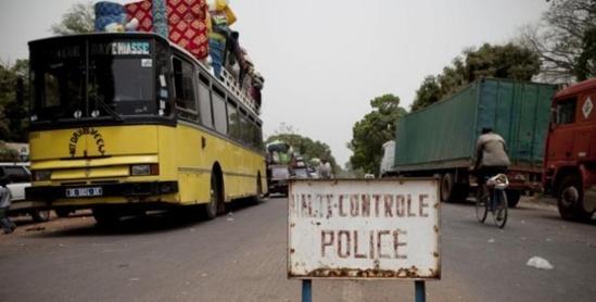 Fièvre Ebola: le Sénégal ouvre sa frontière avec la Guinée.