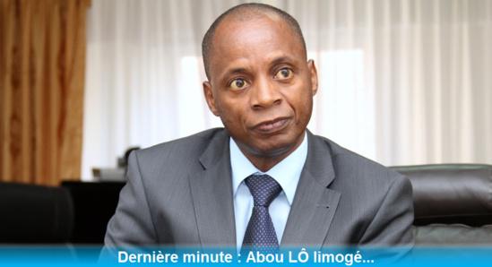 Dernière minute - DG ARTP: Macky Sall vire Abou Lô