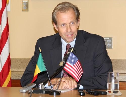 Après trois ans de service, l'ambassadeur des Etats-Unis à Dakar quitte son poste en juin prochain