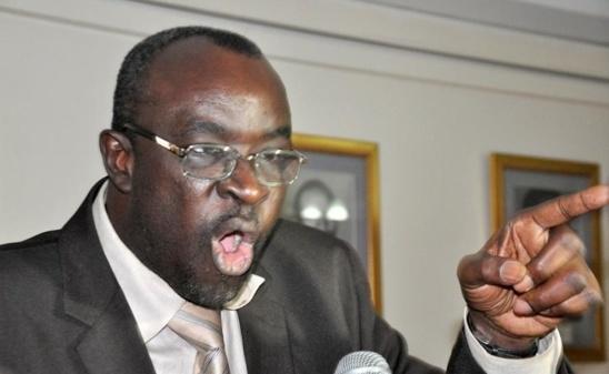 """Moustapha Cissé Lô invite le Président Sall Macky """"à surveiller de très près Wade"""""""