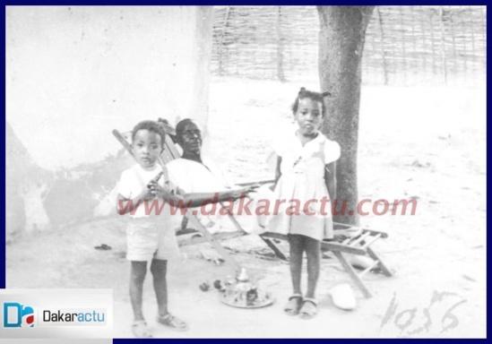 Abdoul Mbaye parle de son enfance