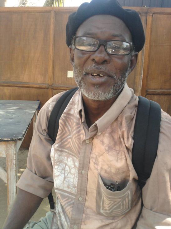 Biennale Dak'art - Facebook ferme le compte du photographe Mandemory Boubacar Touré pour avoir critiqué les homosexuels