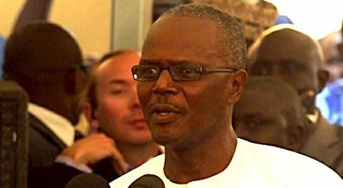 """Ousmane Tanor Dieng: """"Je suis bel et bien candidat"""""""