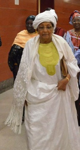 Abdoul Mbaye remercie sa mère