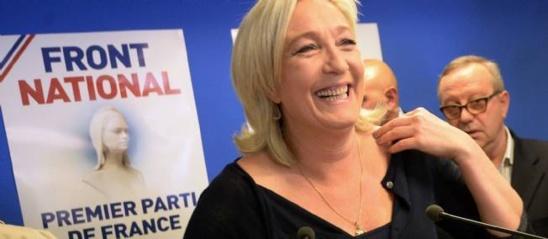Européennes : le jour de gloire de Marine Le Pen est arrivé