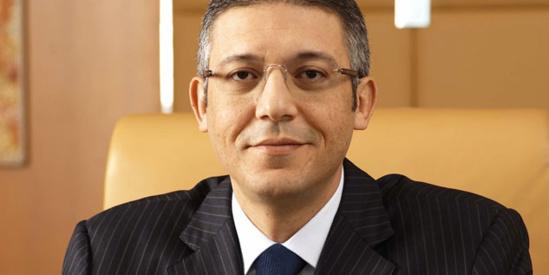 Mohamed Hassan Bensalah - PDG de Holmarcom, 43 ans