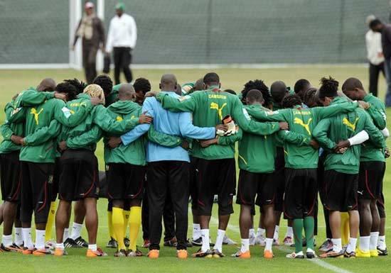 Cameroun : scandale autour des primes des Lions au Mondial