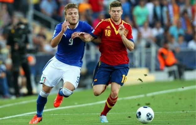 Menée 2-0 par le Chili: L'Espagne à 45 minutes d'une élimination surprise