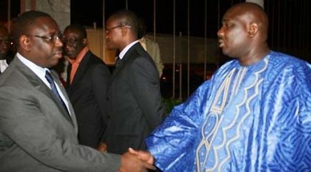 Farba Ngom, griot du président: « J'ai proposé Yaya Abdoul Kane comme ministre , il fera ce que je veux »
