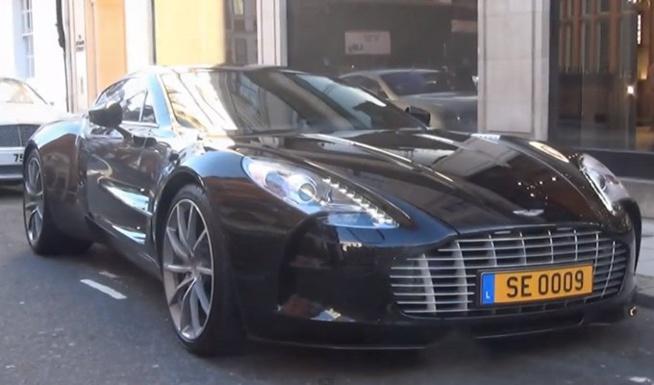 Samuel Eto'o et son garage de 4 millions d'euros.