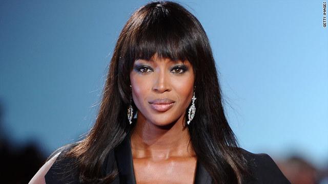 Naomi Campbell :« Je suis toujours la seule noire sur les podiums »