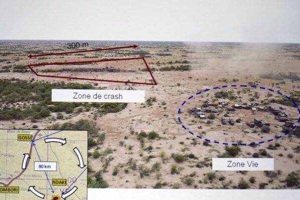 Air Algérie : le crash du vol AH 5017