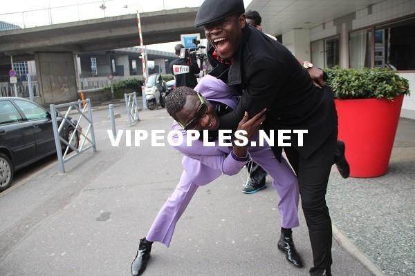 """Le danseur Pape Ndiaye Thiou signe son """"COME BACK"""""""