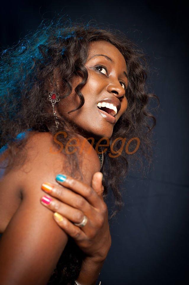 8 Célébrités sénégalaises qui ont gardé leur teint noir. Regardez