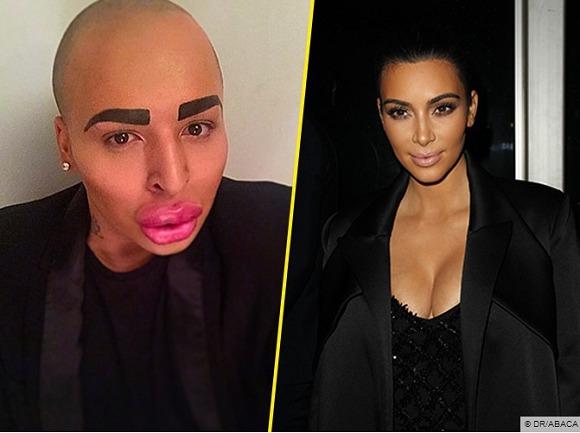 - Kim Kardashian : un homme dépense 150 000 dollars pour tenter de lui ressembler !