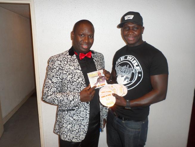 Vidéo: Caravane de distribution de son album à Paris Salam Diallo rencontre Alioune Petit Mbaye et Alex Thiam