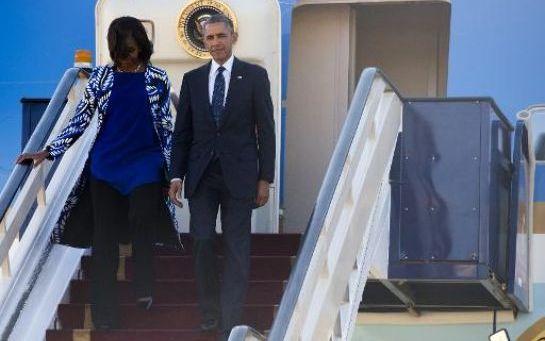 Arabie Saoudite : Michelle Obama sans voile fait scandale