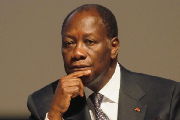 Football : Alassane Ouattara vire son ministre des Sports pour les primes volées des joueurs