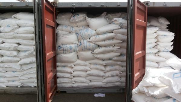 Saisie de 189 tonnes de sucre frauduleux au Sénégal : Mystère sur le véritable propriétaire