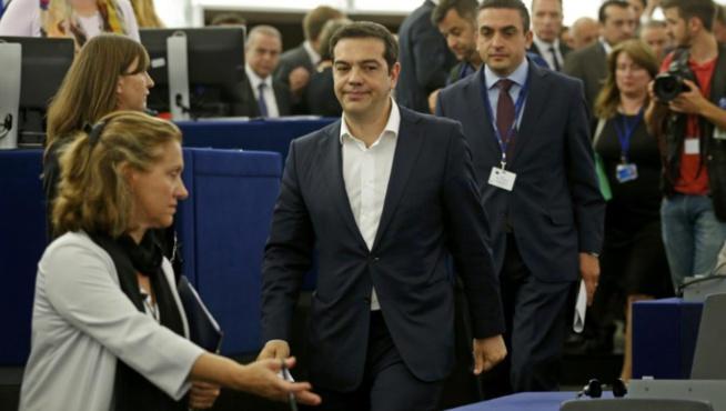 Alexis Tsipras, «l'homme qui fait trembler l'Europe»