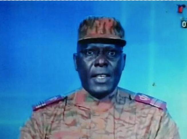 Burkina-Faso : Un militaire annonce la destitution du président