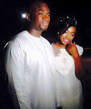 Revivez en image la réception du mariage de Bijou Ndiaye, Animatrice à la TFM, c'était hier, le 19 Septembre 2015