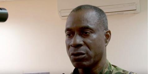 Burkina Faso - Gilbert Diendéré, chef des putschistes : « Fuir ? Non. Ce n'est pas une solution heureuse. »