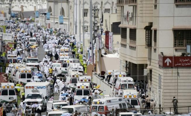 Le bilan de la bousculade s'alourdit: 769 morts, 934 blessés