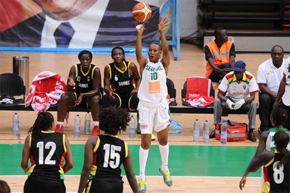 Afrobasket féminin : le Sénégal rencontre le Mali en quart