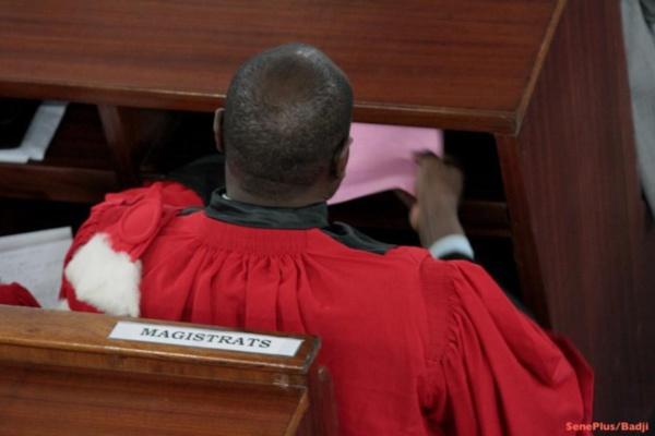 Kaolack : 31 affaires au menu de la première session de la chambre criminelle