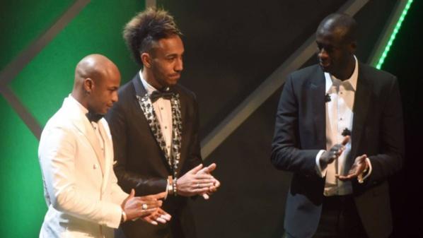 Yaya Touré furieux après sa 2ème place au trophée du Joueur africain