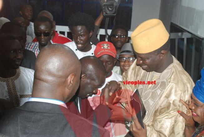 En images: L' inauguration de la maison du Grand Parti de Malick Gackou à Yoff.