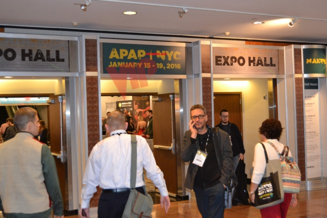 APAP NYC 2016: Global Performing Arts Conference And Marketing à New York