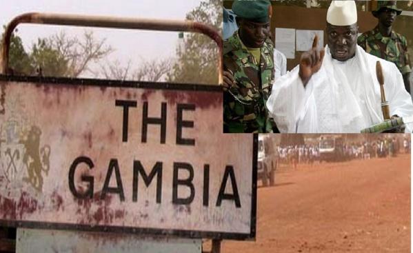Gambie: Yaya Jammeh terrorise les transporteurs sénégalais.