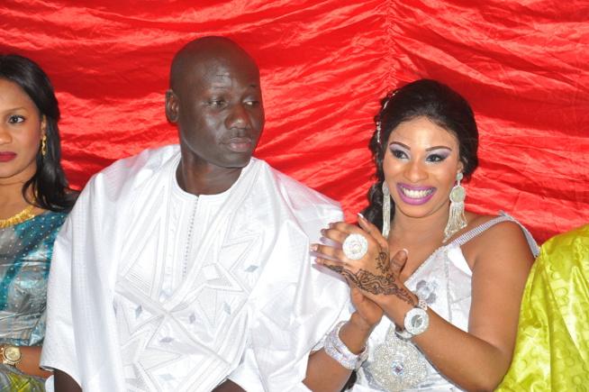 Les images du mariage de Pape Seck Touba Couture et Absa Diouf.