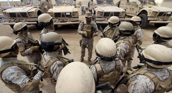 """Arabie saoudite: début des manœuvres """"Tonnerre du Nord"""" impliquant 20 pays dont le Sénégal"""