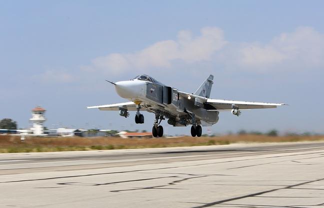 """L'armée russe retirée de Syrie d'ici """"deux à trois jours"""""""