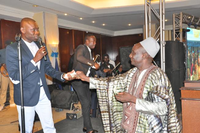 """GALA: Pape Diouf """"chavire le bateau des employés de Cheikh Kante """"au King Fhad Place. Regardez"""