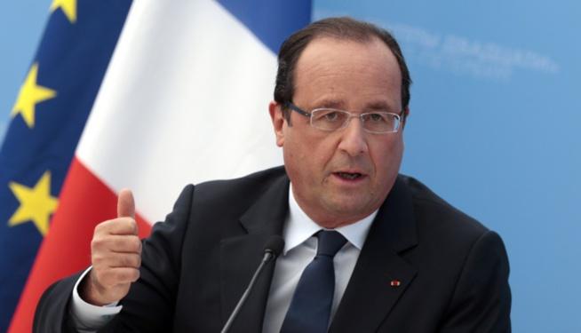 """Hollande: """"Si début 2017 l'ambiance est morose, c'est foutu"""""""