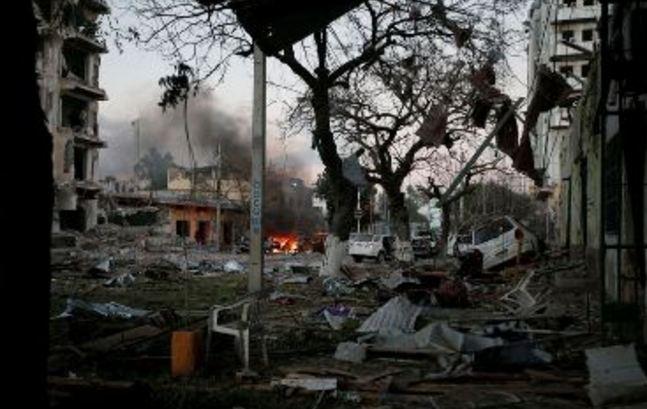 Somalie : l'attaque contre un hôtel de Mogadiscio fait plusieurs morts