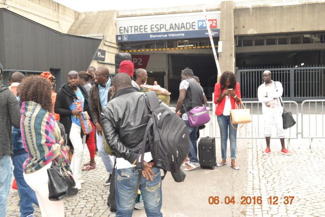 Les premiéres images du Bercy ce samedi 04 juin à Accor Hotel Arena Paris. Regardez
