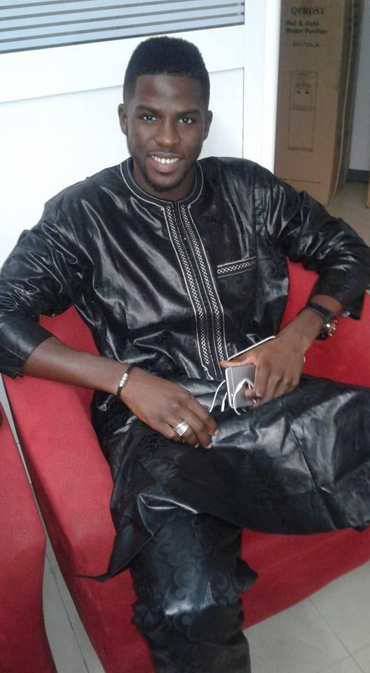 Djilododji très chic en bouboub traditionnel