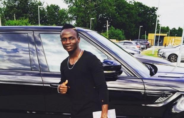 Officiel: Sadio Mané débarque à Liverpool