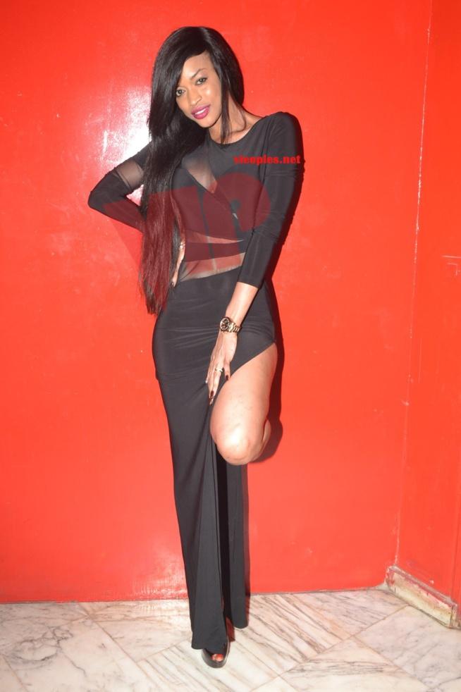 Le mannequin Nabouja Diallo est - elle bien dans sa silhouette?