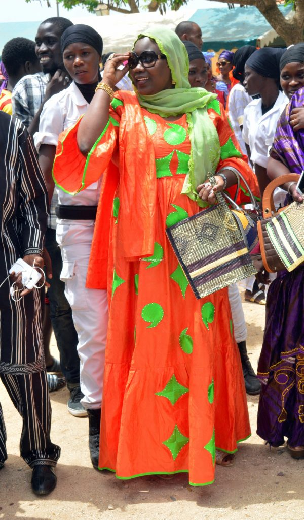 Oumou Khayri Mbacke ,fille aînée de Serigne Modou Kara Mbacké: secrets de beauté d'une Sokhna !