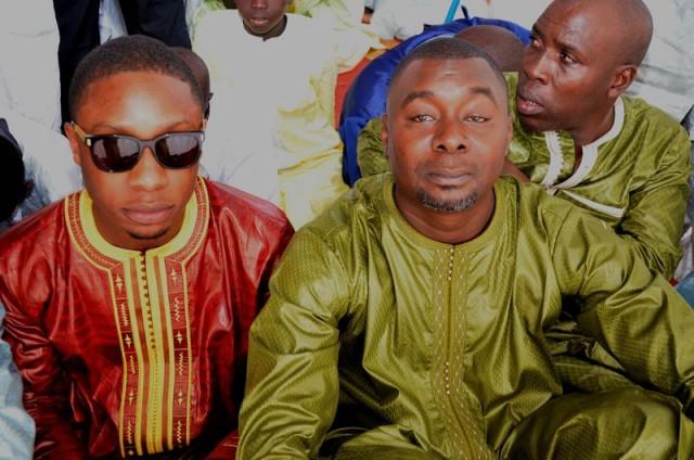 Kader Ndiaye vice président de Holding Amar, seul homme de confiance de Cheikh Amar  avec son neveu Serigne Saliou Amar …