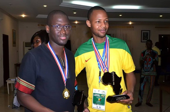 Le Sénégal est champion du Monde de Scrabble !