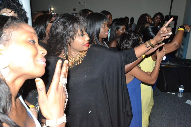 Quand la diaspora Sénégalaise de Washington manifeste leur joie avec Pape Diouf et la génération consciente. Regardez.