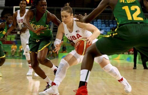 JO Rio 2016 : Les USA dominent les Lionnes du Sénégal (121-56)