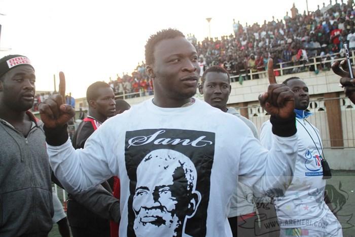 Gaston Mbengue: «Ama Baldé est un super VIP»